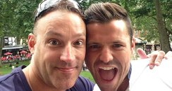 Toby Anstis Selfies