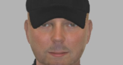 Efit released of a man suspected of assault