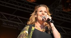 Sam Bailey At Ponty's Big Weekend!