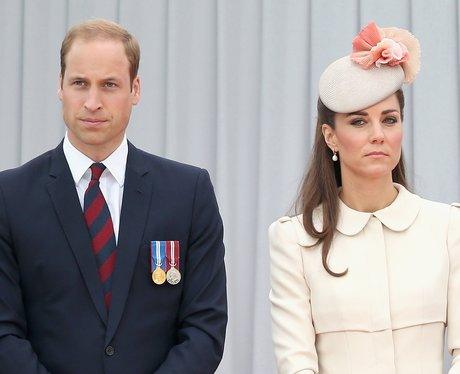Prince William and Kate pregnant