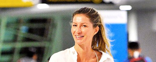 Gisele Bundchen without make up