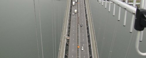 Forth Road Bridge photos