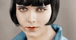 1920s hairstyle fashion actress Louise Brooks