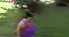 Christina Edkins Thefts Memorial