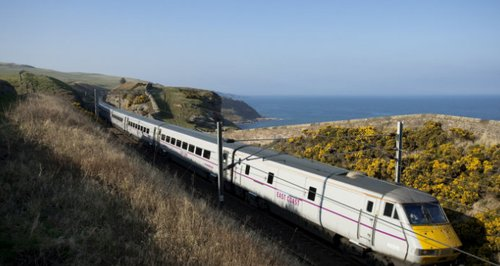 VisitScotland and East Coast Trains