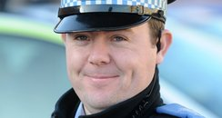 PCSO Adam Cleaver Dorset saved baby life