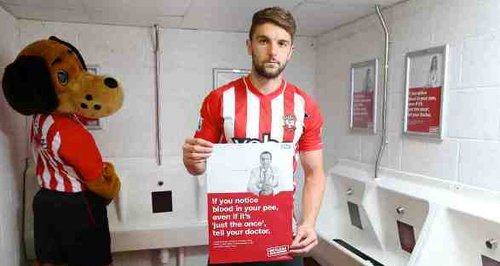 Saints cancer Jay Rodriguez