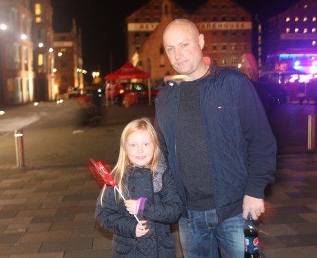Gloucester Fireworks 2nd November 2014