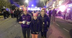 Heart Angels at Alderly Edge Light Switch On
