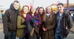 Canvey Island Lights Switch On (29 November 2014)