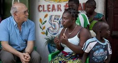 Visiting Ebola Survivors