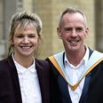 Norman Cook and wife Zoe Ball