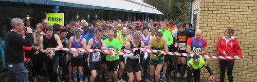 CFRS Half Marathon