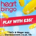Heart Games - £25 Bonus