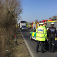 Acle Straight Crash