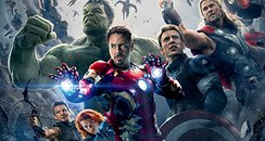 Avengers AoU Posters