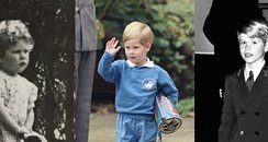 Royal Guess The Childhood Photo Canvas