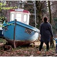 Withdrawn art project in Leigh Woods