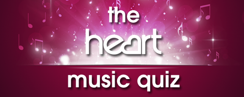 Heart Music Quiz Logo