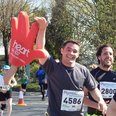 Plymouth Hald Marathon Cheer Point 19/04/2015