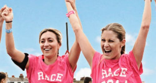 Race for Life London Marathon 2015