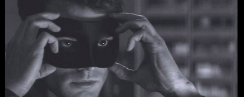 Jamie Dornan 'Fifty Shades Of Grey Darker'