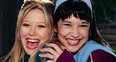 Hilary Duff and Lalaine