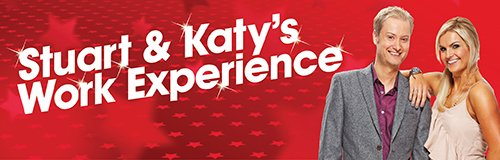 Stuart & Katy's Work Experience 500 x 160 Hero Wid