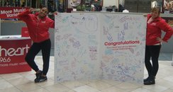 Giant Royal Baby Card - The Marlowes