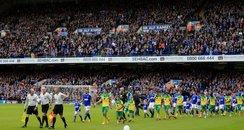 Norwich Ipswich Game