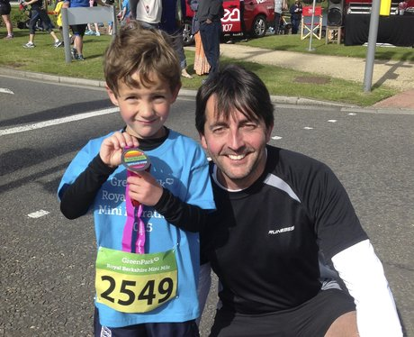 Royal Berkshire 10k Finishers