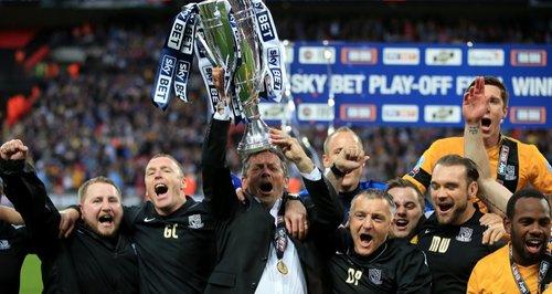 Southend at Wembley