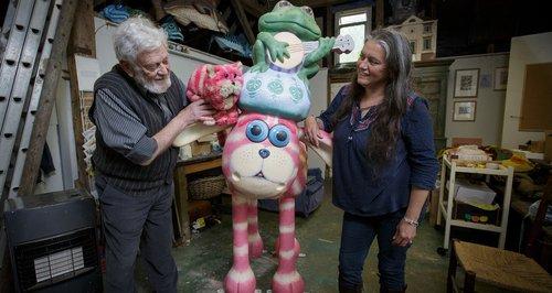 Shaun the Sheep - Bagpuss creator and daughter