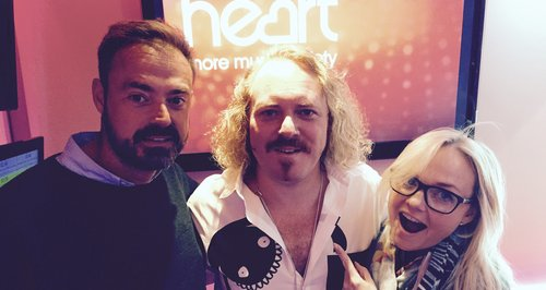 Jamie Theakston Emma Bunton Keith Lemon v2