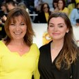 Lorraine Kelly and daughter Rosie