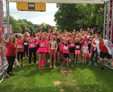 Hastings Race For Life 14th June 2015 Part 2