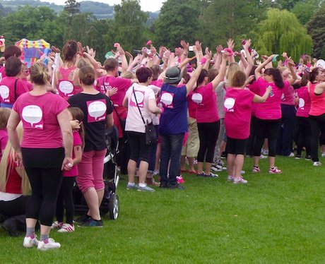 Heart Angels: Race for Life Bath 14th June 2015 #2