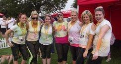 Heart Angels: CHSW Rainbow Run 2015