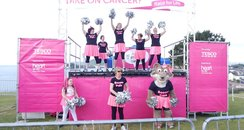 Heart Angels; Plymouth Race for Life