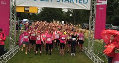 Brighton Race For Life 5th July 2015!