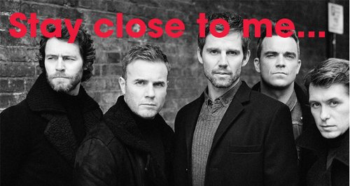 Take That Lyrics Quiz