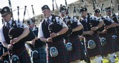Edinburgh Pipe Band