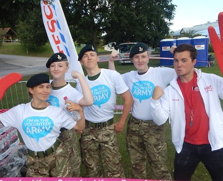 Heart Angels: Race For Life Exeter - Pretty Muddy
