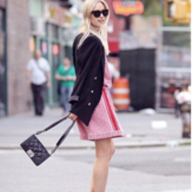 Street Style Inspiration Instagram 39 S Top Fashionistas