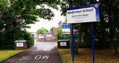 Wolfreton school
