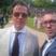 Image 5: Brad Pitt at Guy Ritchie and Jacqui Ainsley weddin