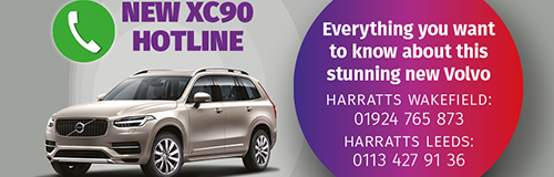 Volvo XC-90 from Harrats