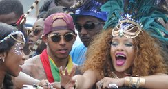 Lewis Hamilton and Rihanna dating?