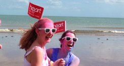 Heart Angels: Rowcroft Hospice Colour Run Start/Ra