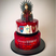 2. Game Of Thrones Groom Cake